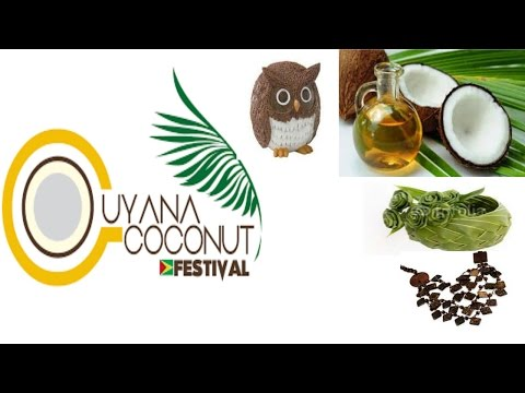 Guyana Coconut Festival 2016, (FOOD, ARTS,CRAFT,FASHION)