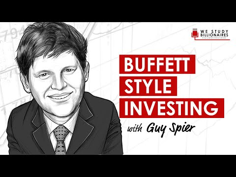 TIP 168: GUY SPIER – THE EDUCATION OF A VALUE INVESTOR