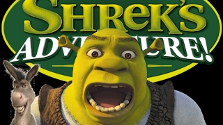 SHREKS ADVENTURE LONDON 2017