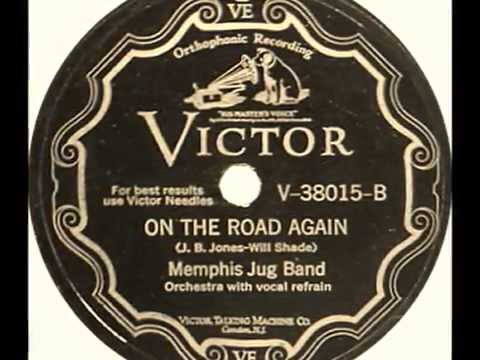 Memphis Jug Band-On The Road Again