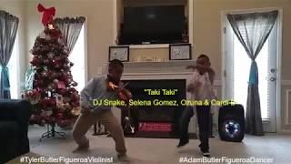 Taki Taki  DJ SNAKE, Selena Gomez, Ozuna, Cardi B (violin cover) by Tyler Butler-Figueroa
