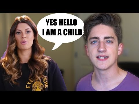 Relating To The Kids (Hannah Stocking Reaction)