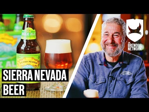 The History Behind Sierra Nevada Beer | Beer Geek Bucket List