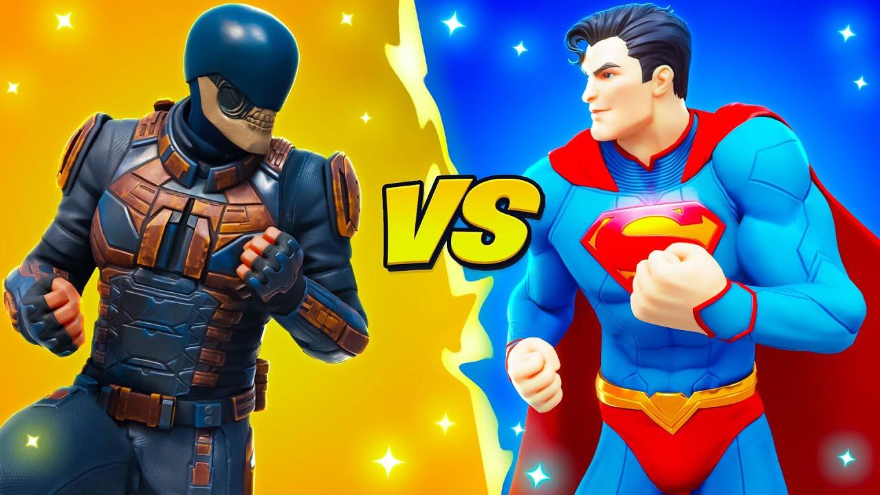 BLOODSPORT vs SUPERMAN!
