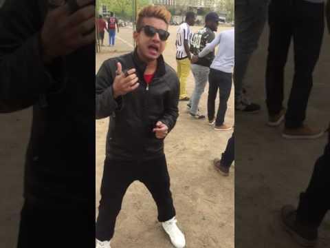HEBEI NORTH UNIVERSITY !! AFRICAN DANCE IN FOOTBALL FINAL