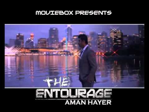 Aman Hayer - The Entourage - Out 25th Feb 2011