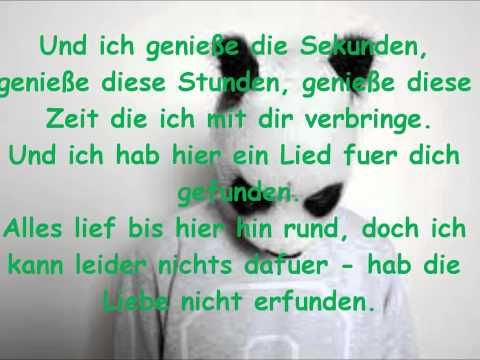 Cro - Liebe [Lyrics+HQ]