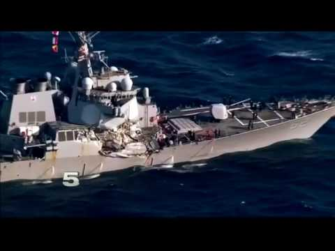 Cause of USS Fitzgerald Collision Released