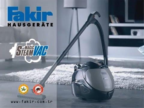 Fakir Magic Steam Vac Reklam Filmi
