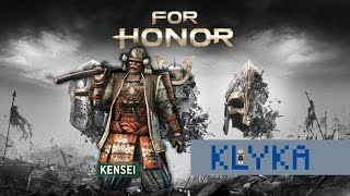 For Honor Closed Beta - Kensei lessons from EnderVex (check INFO for new video!)