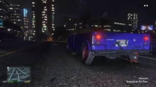 Grand Theft Auto V mod super coche like para mas