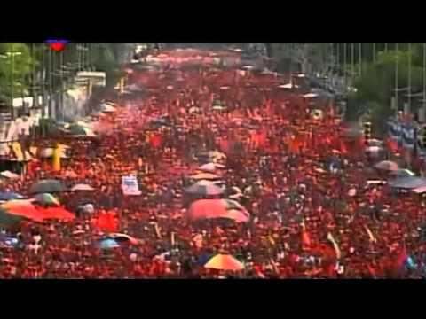 Hugo Chávez, el Gigante Invicto: documental biográfico estrenado el 1 de octubre de 2013
