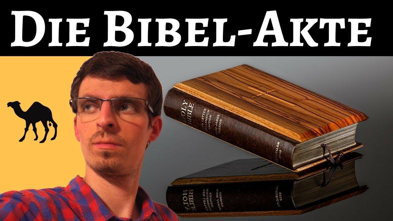 Wer Hat Die Bibel Zusammengestellt