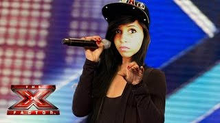 DHINCHAK POOJA IN X FACTOR AUDITIONS   Judges Can't Stop Laughing