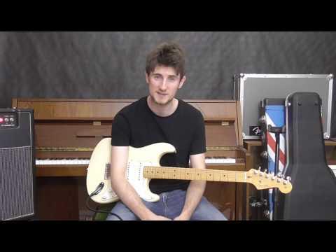 Oasis Bring It On Down Guitar Tutorial