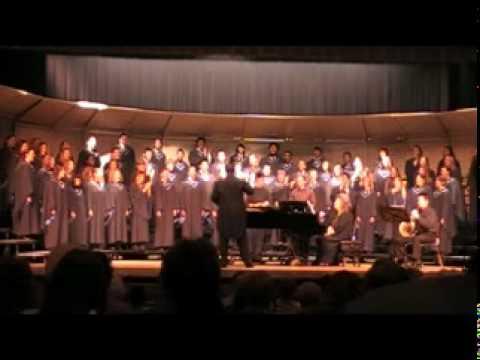 Truman High School Concert Choir- Alleluia