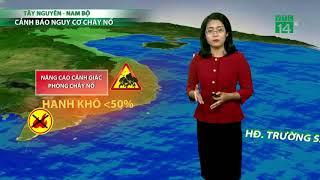 VTC14 | Thời tiết cuối ngày 25/03/2018 | Khu vực Bắc Bộ đang là nơi có thời tiết đẹp nhất