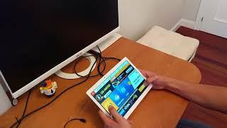 Tablet Teclast T10 Multimedia Test