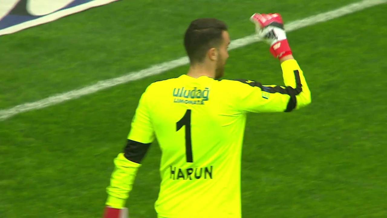 Bursaspor 1 - 0 DG Sivasspor #Özet