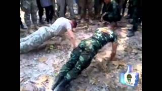 U.S. Marine vs Royal Thai Marine