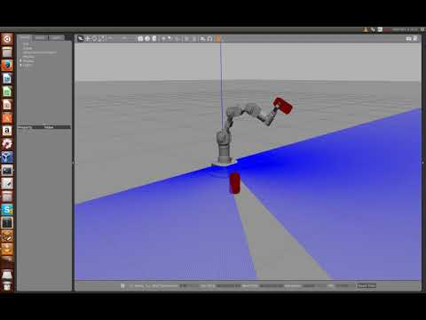 How to simulate a robot with Gazebo & ROS - Research