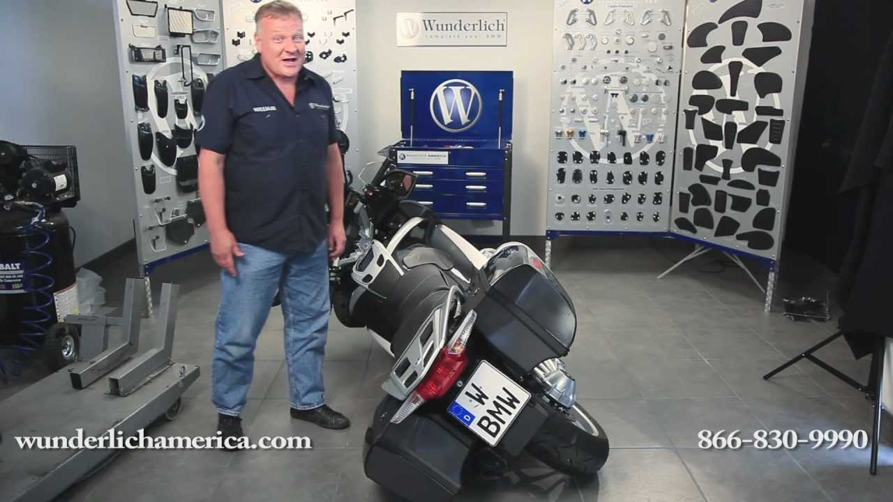 Wunderlich Engine Protection Bar Set R1200rt 8160735 736
