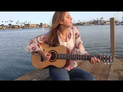 Sitting on the dock of the bay - cover Sophia Dion