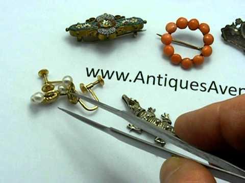 Vintage Jewellery just added February 2011