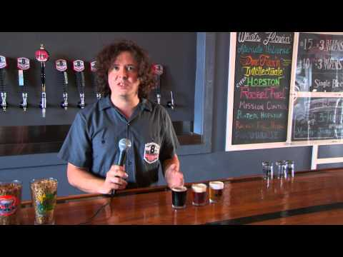 Meet the brewer - A chat with Aaron Corsi from 8th Wonder Brewery
