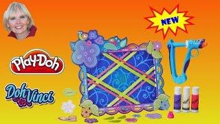 ♥♥ Play-doh's Dohvinci Memory Masterpiece Ribbon Board Kit