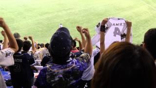 2015年8月23日 北海道日本ハムファイターズvsオリックス・バファローズ ...