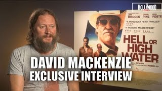 David Mackenzie Exclusive Interview For 'Hell Or High Water' (HD)