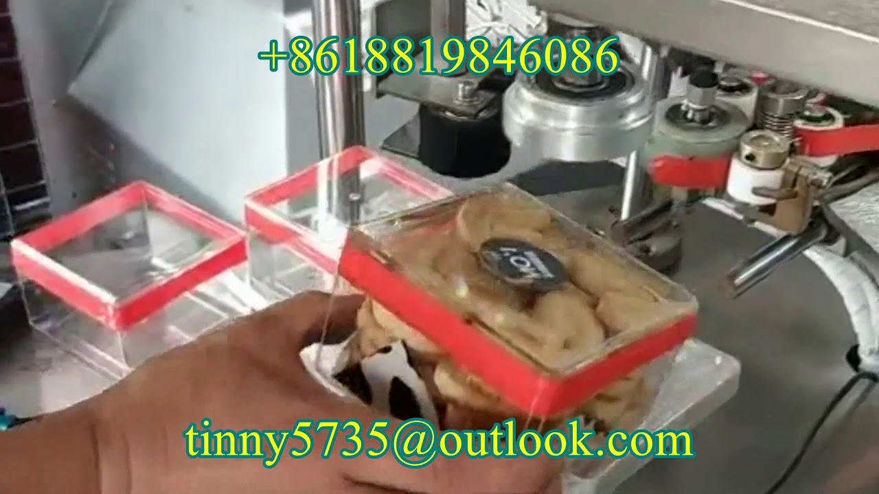 Cookies Jar can tape sealing machine,Nut Jar tape sealing machine,Chickpea  jar tape sealing machine