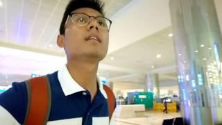 Perjalanan Dubai - Jakarta Pesawat Penuh!!