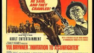 invitation to a gunfighter  (1964) OST