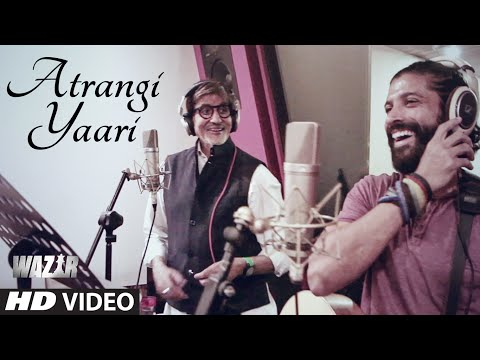 Atrangi Yaari Video Song - Wazir