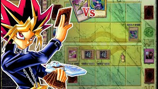 YuGiOh! Power of Chaos YUGI THE DESTINY - Dark Magician vs Curse of Dragon