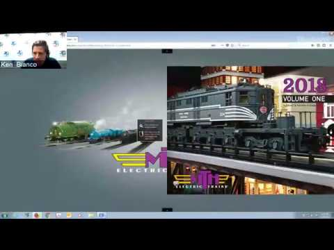 Mike Wolf CEO Of MTH Trains Talks About His New O Scale And HO Catalog