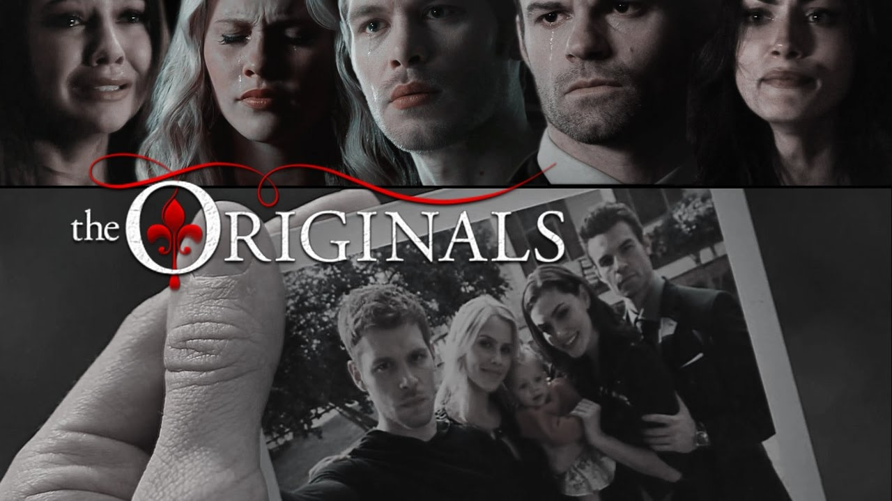 The Originals Cry Youtube