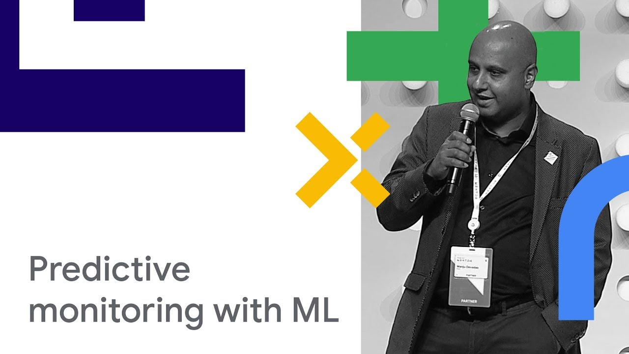 Predictive Maintenance & Monitoring using Machine Learning: Demo & Case  study (Cloud Next '18)