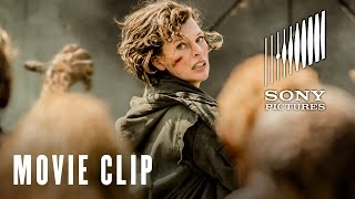 Resident Evil: The Final Chapter - Kill Every One of Them - Starring Milla Jovovich & Ali Larter
