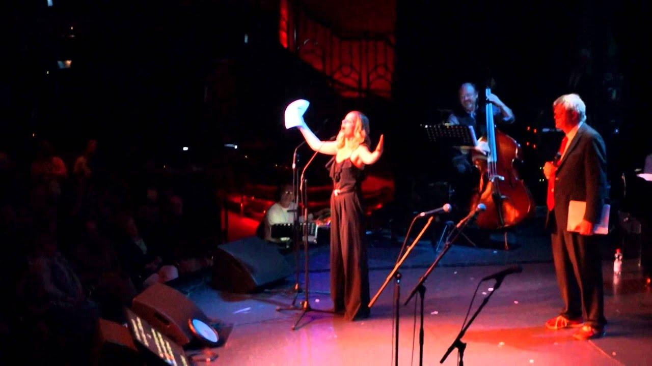 Erica Rhodes and Garrison Keillor Sing A Prairie Home panion