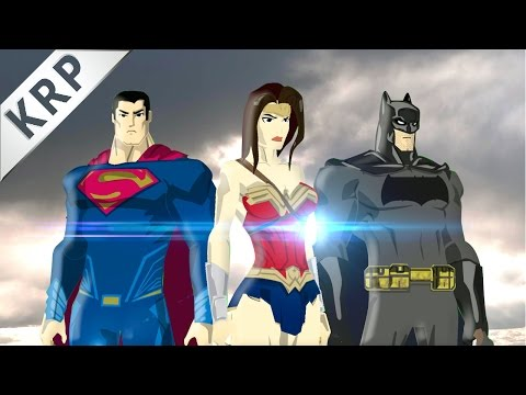 Pivot BATMAN V SUPERMAN: DAWN OF JUSTICE 【animated version】