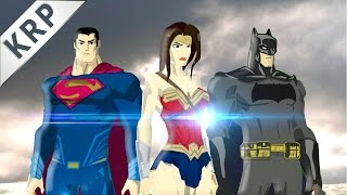 Pivot BATMAN V SUPERMAN: DAWN OF JUSTICE 【animated version】