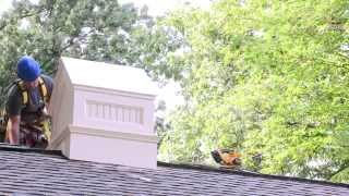 Using Restoration Millwork® To Create A Cupola And More