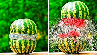 19 AMAZING WATERMELON IDEAS