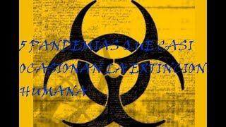 Download TOP: LAS 5 PANDEMIAS QUE CASI EXTINGUEN A LA HUMANIDAD    DARKSITE Mp3