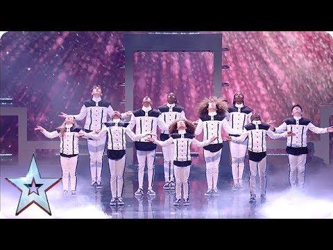 Dancing superstars DVJ are TRANSFORMING in the BGT Final! | The Final | BGT 2018
