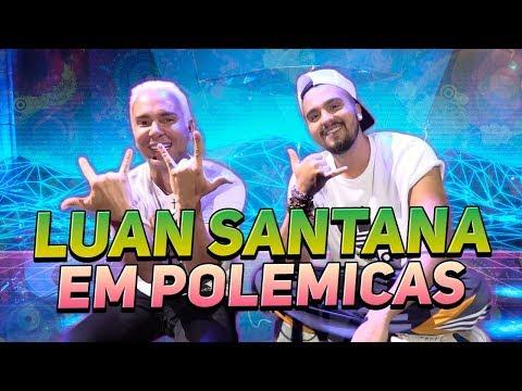 Perguntas que ninguém faria para Luan Santana. Video POLEMICO | #HottelMazzafera