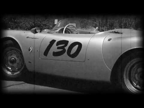 James Deans Last Drive The Crash